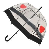Umbrela de ploaie I love Rain, 80 x 75 cm
