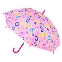 Umbrela de ploaie automata, 92 cm, model numere