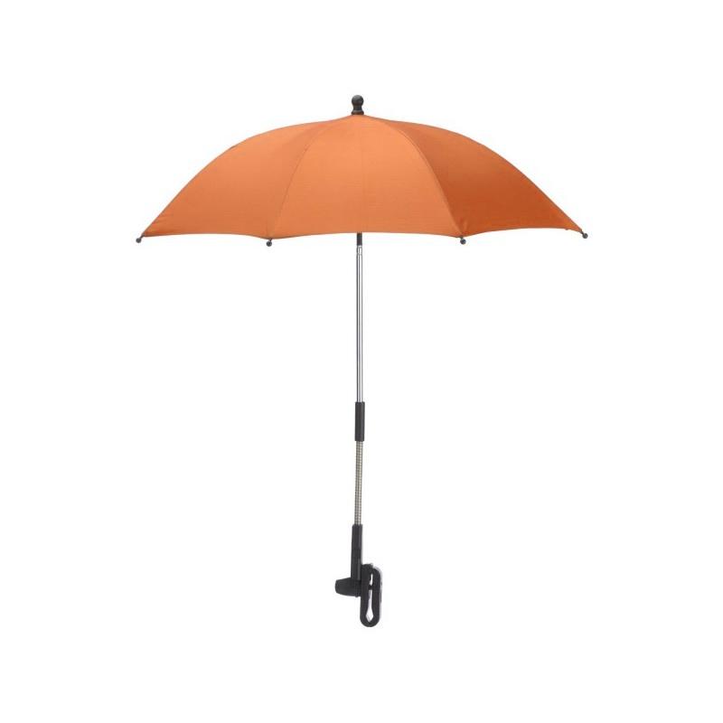 Umbrela pentru carucior, rezistenta raze UV, Portocaliu 2021 shopu.ro