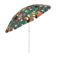 Umbrela pentru plaja, 1.80 m, model Toucan