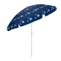 Umbrela pentru plaja, 2 m, model stelute