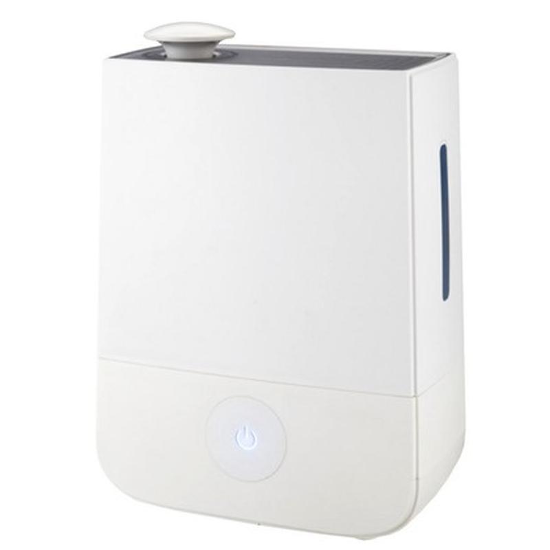 Umidificator ultrasonic Nebulo Digital Ardes, 30 W, 4 l, 60 mp, 3 niveluri de abur, Alb 2021 shopu.ro
