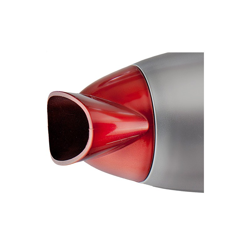 Uscator de par calatorii Bivolt SA-007, 1200 W, Rosu/Gri