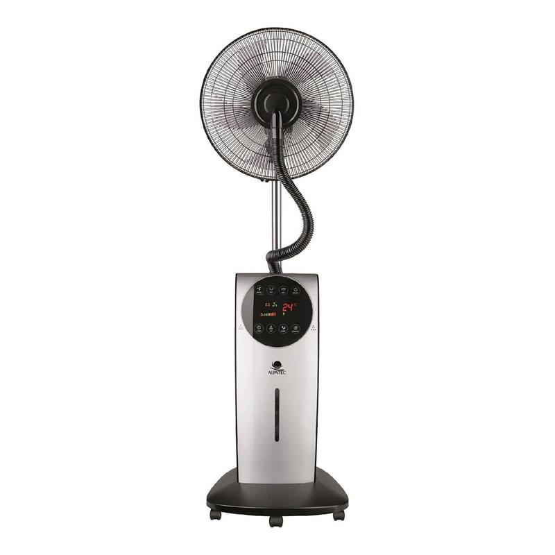 Ventilator cu pulverizare apa VB 02 Taurus, 3.1 l, 90 W, LCD, 3 viteze 2021 shopu.ro