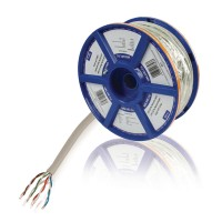 Cablu retea UTP Valueline, CAT5e, aluminiu cuprat, 100 m