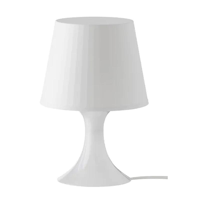 Veioza decorativa, 40 W, inaltime 29 cm, lumina difuza, Alb 2021 shopu.ro