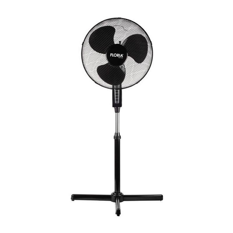 Ventilator cu picior Zilan, 40 W, 3 viteze 2021 shopu.ro