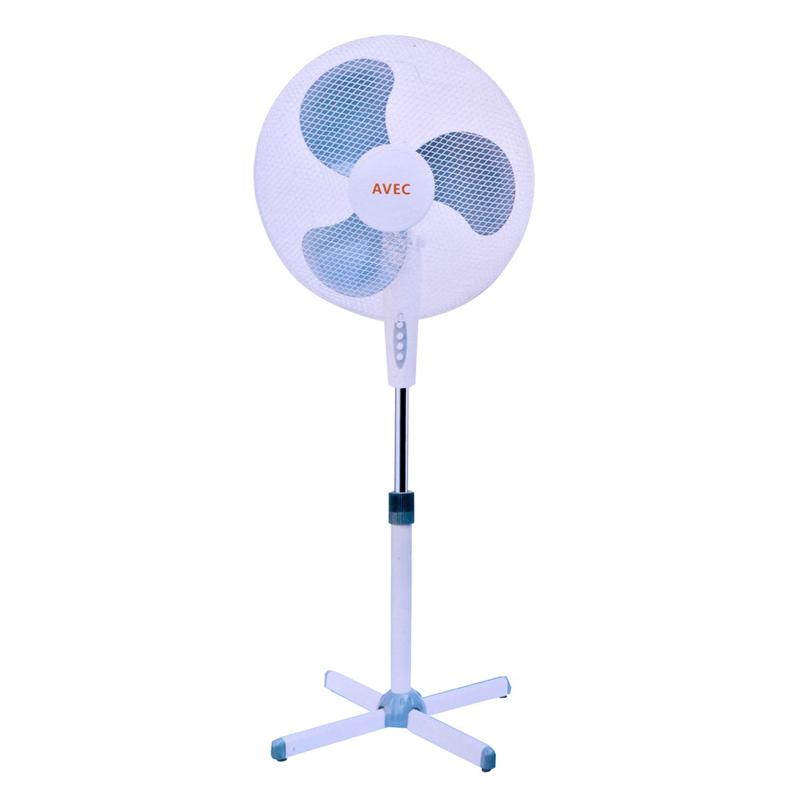 Ventilator cu picior Avec, 45 W, inaltime reglabila