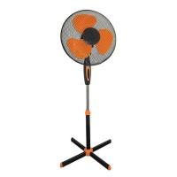 Ventilator cu picior, 40 W, 40 cm, inaltime 125 cm, 3 trepte, rotire automata, reglabil