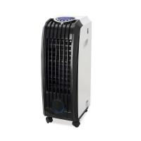 Ventilator cu umidificator Zilan, 60 W, 3 viteze, rezervor apa 8 l