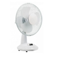 Ventilator de masa Valueline, 21 W, 2 viteze, Alb