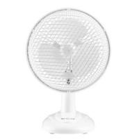 Ventilator de masa ECG, 20 W, 15 cm, 2 viteze, Alb