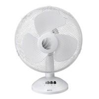 Ventilator de masa, ECG, 50 W, 40 cm, 3 viteze, unghi oscilatie reglabil