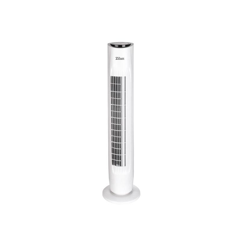 Ventilator turn Zilan, putere 45 W, 3 viteze, telecomanda inclusa 2021 shopu.ro