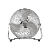 Ventilator industrial, 98.8 W, 45 cm, 3 viteze, aluminiu, Argintiu