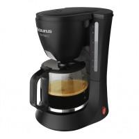 Filtru de cafea Verona 12 Taurus, 12 cesti, 680 W, plita electrica, LED, Negru