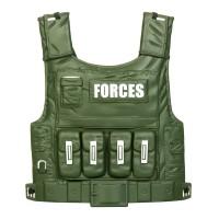Vesta militara de jucarie Forces, 3 ani+