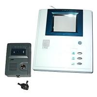 Video interfon JK-831T, ecran 5.8 inch, color, 5 melodii