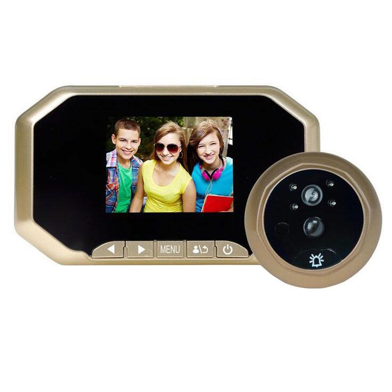 Vizor electronic cu ecran color TFT, memorare pe card SD 2021 shopu.ro