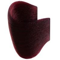 Vopsea de par permanenta 6.67 Glamour Professional, 120 ml, nuanta Intense Ruspberry