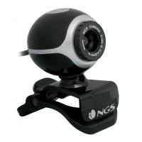 Camera web cu microfon NGS, senzor CMOS