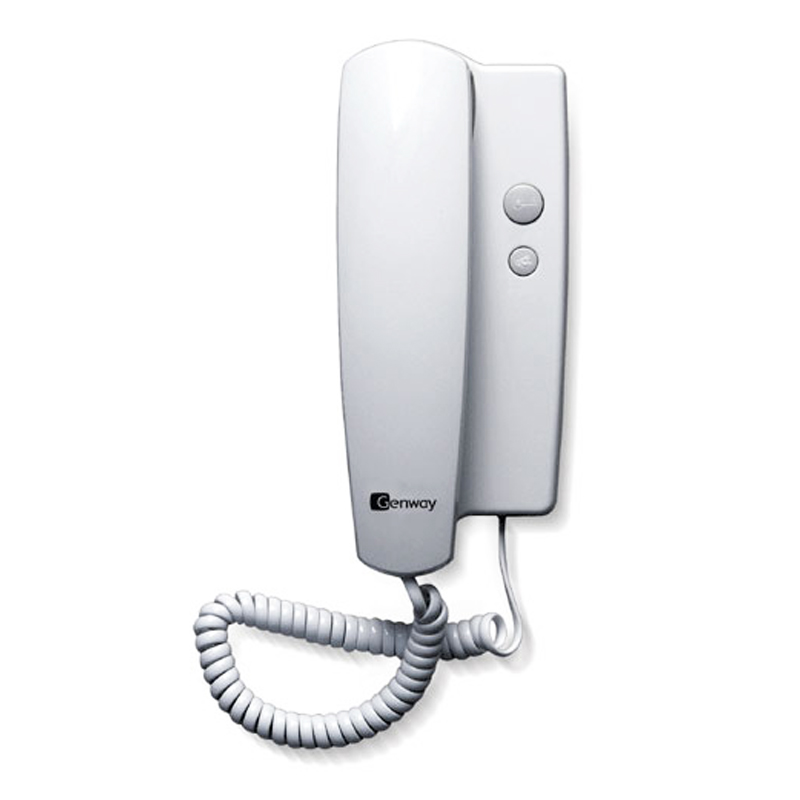 Post audio de interior Genway WL-02NLFD, tip telefon
