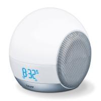Ceas desteptator 4 in 1 Beurer, USB, conexiune Bluetooth