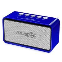 Boxa bluetooth Wster WS-655, LED, mufa USB
