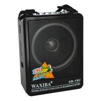 Radio MP3 portabil Waxiba XB-19U, baterie interna, mufa jack