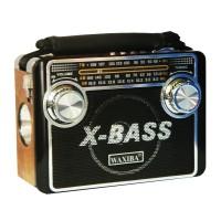Radio portabil Waxiba XB-3067URT, suport card SD/USB