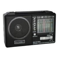 Radio Mp3 portabil Waxiba XB-951REC, functie inregistrare