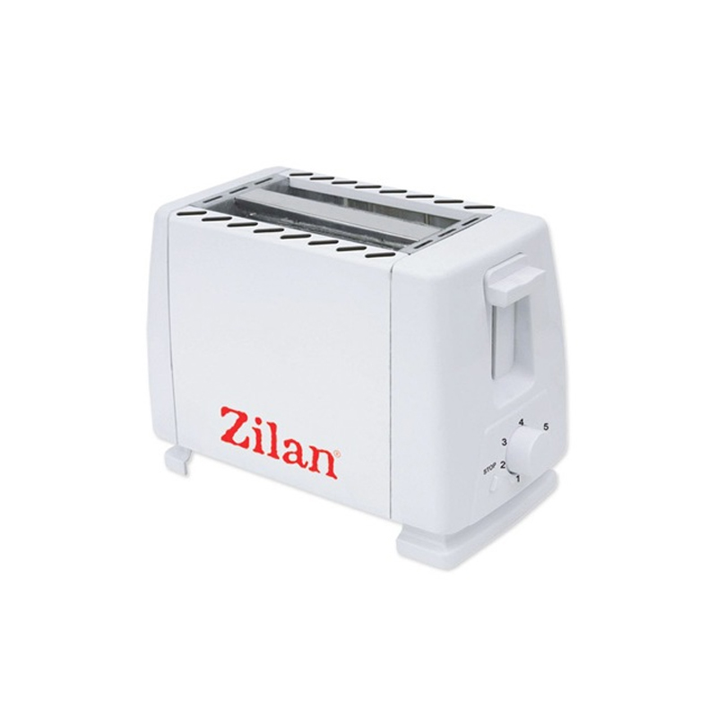 Toaster Zilan, 2 felii, 700 W, 7 nivele 2021 shopu.ro