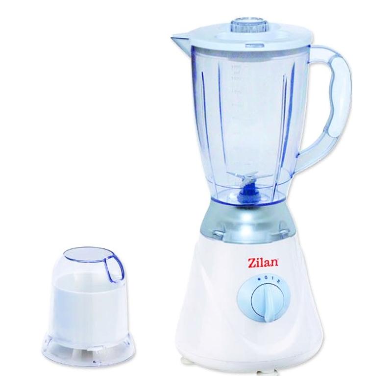 Blender 2 in 1 Zilan, 300 W, 1.6 l, 2 viteze, Pulse 2021 shopu.ro