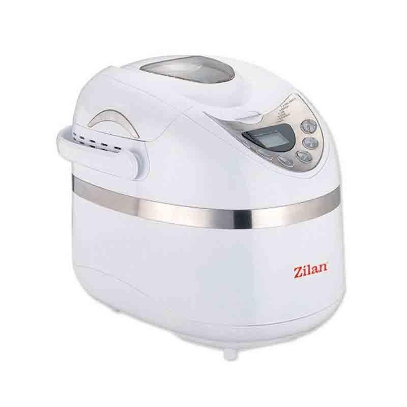 Masina de paine Lux Zilan, 530 W, 12 programe