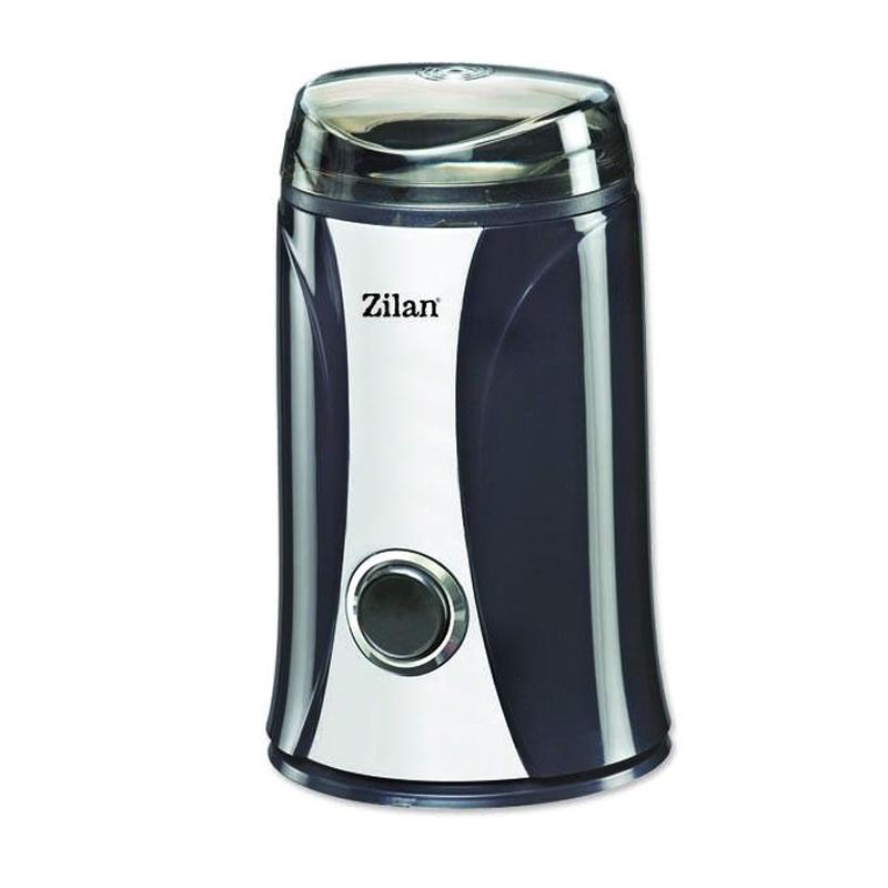 Rasnita cafea Zilan, 150 W, 50 g, cuva otel inoxidabil 2021 shopu.ro