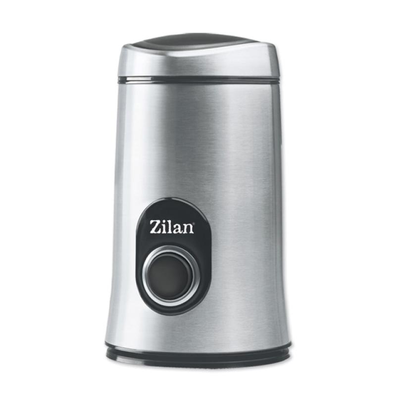 Rasnita electrica Zilan, 150 W, 50 g, lama otel inoxidabil 2021 shopu.ro