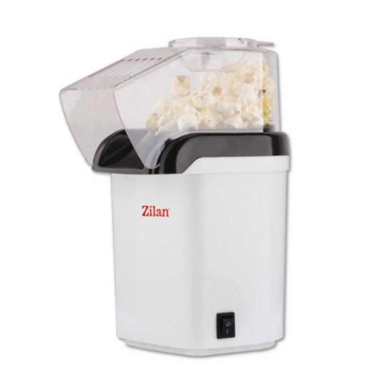 Aparat popcorn Zilan, 1200 W, capac protectie