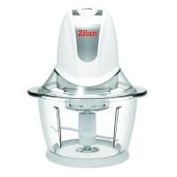 Mini tocator Zilan, 300 W, 1 l, Alb