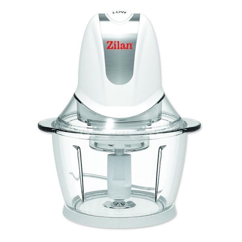 Mini tocator Zilan, 300 W, 1 l, Alb 2021 shopu.ro