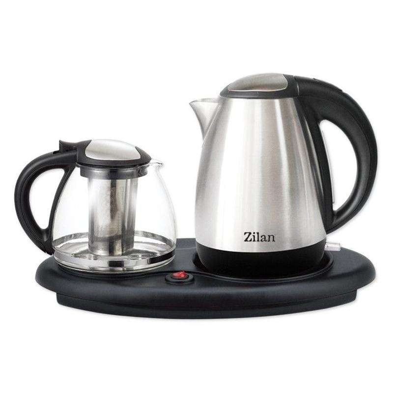 Set fierbator ceai/cafea Zilan, 2200 W, termostat 2021 shopu.ro