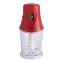 Mini tocator Zilan, 200 W, 360 ml, Rosu