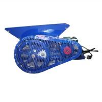 Zdrobitor electric pentru struguri Micul Fermier, 500 W, 1400 rpm, 500 kg/h