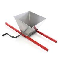 Zdrobitor manual pentru struguri, 100 x 65 x 34 cm, 250 kg/ora