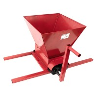 Zdrobitor manual struguri Craft Tec, 20 l, 350 kg/h, cuva detasabila