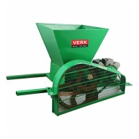 Zdrobitor electric struguri Verk, 2500 W, 550 kg/h, cuva 25 l, Verde