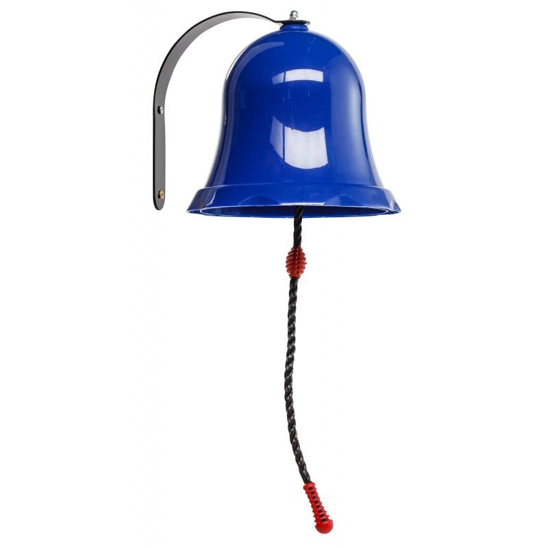 Accesoriu Clopotel pentru spatii de joaca KBT, 235 x 175 mm, 3 ani+, Albastru 2021 shopu.ro