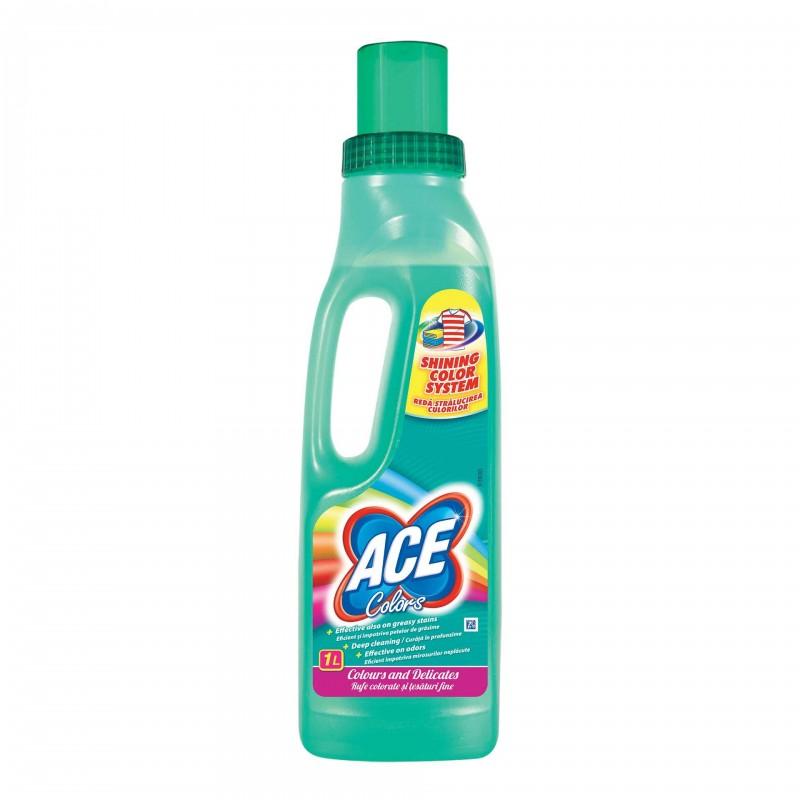 Detergent de rufe Ace Colors, 1 l 2021 shopu.ro