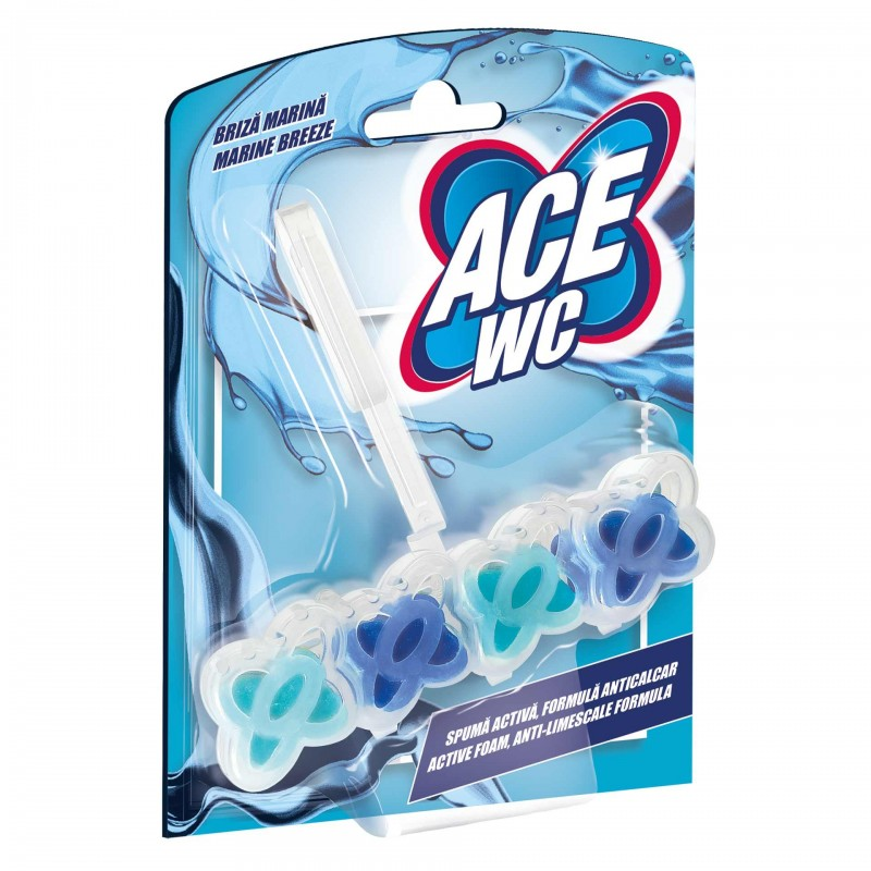 Odorizant WC Briza marina Ace, 48 g shopu.ro