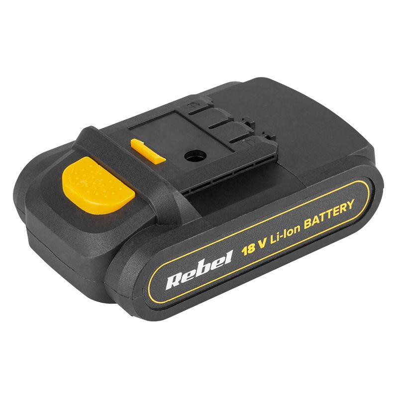 Acumulator pentru masina de insurubat RB-1000, 18V, 1.3 Ah shopu.ro