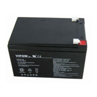 Acumulator gel plumb Vipow, 12 V, 14 Ah